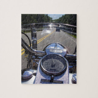 Live to Ride Jigsaw Puzzle
