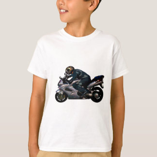 Live To Ride Motorbiker T-Shirt