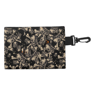 Live To Tell The Tale Pattern Accessory Bag