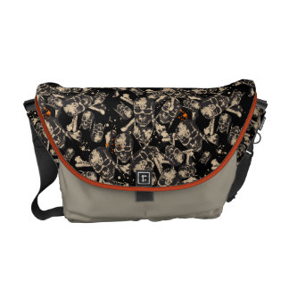 Live To Tell The Tale Pattern Commuter Bags