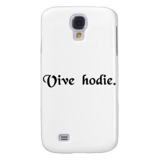 Live today. galaxy s4 case