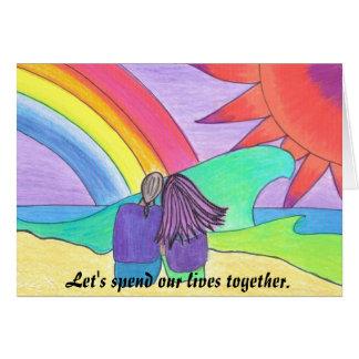 Live Together Cards