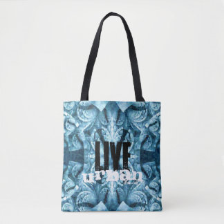 Live Urban All-Over-Print Tote Bag