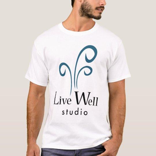 Live Well Studio Organic T-shirt