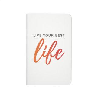 Live Your Best Life Journals