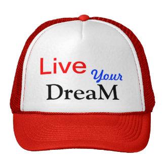 Live your dream Guerrero Cap
