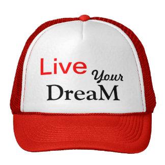 Live your dream Guerrero Trucker Hat