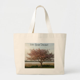 Live Your Dreams Tote