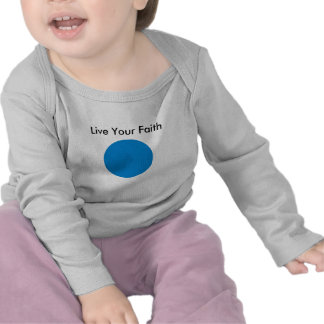 Live Your Faith The MUSEUM Zazzle Gifts T Shirts