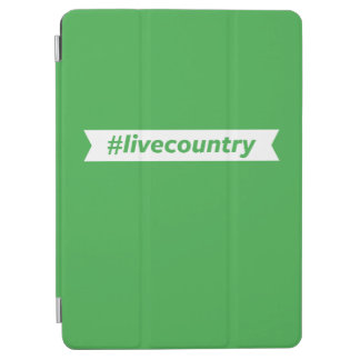 #LiveCountry iPad Air Cover