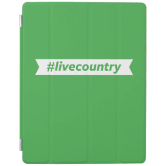 #LiveCountry iPad Cover