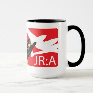 Lived Without Fear Mug 'John Ross American'