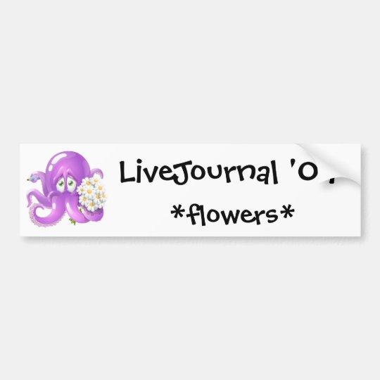 LiveJournal '09 sticker