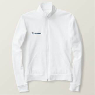 LiveJournal Logo Horizontal Embroidered Jackets