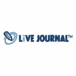 LiveJournal Logo Horizontal Hoodies