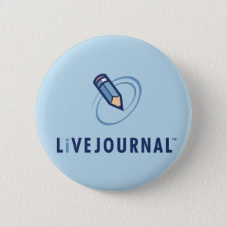 LiveJournal Logo Vertical 6 Cm Round Badge