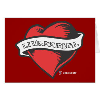 LiveJournal Tattoo Card