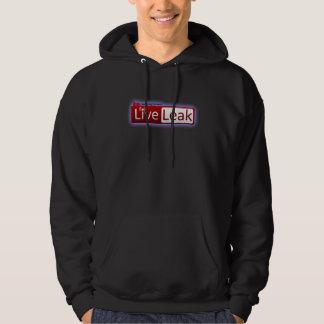 LiveLeak Hooded Sweatshirt