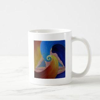 LiveOneVibrantEnergy Basic White Mug