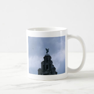 Liver Bird in Liverpool Coffee Mug