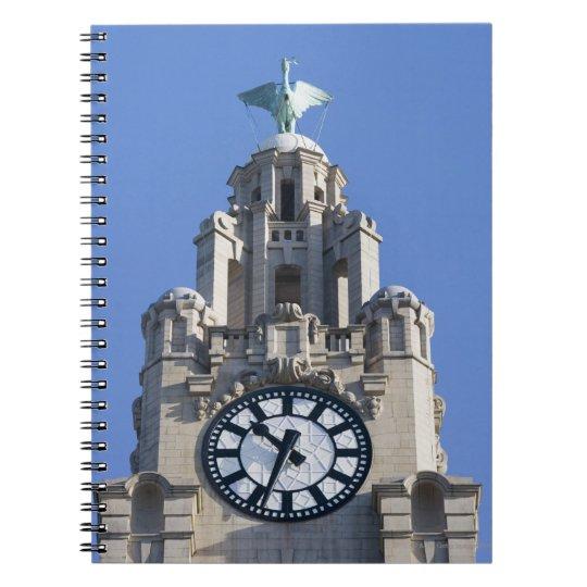Liver Building, Cunard Building, Liverpool, Notebooks