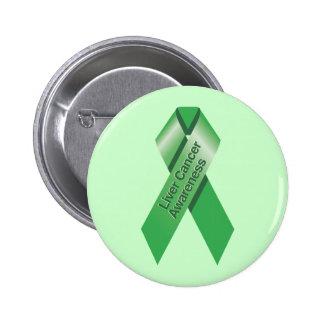 Liver Cancer Awareness Button