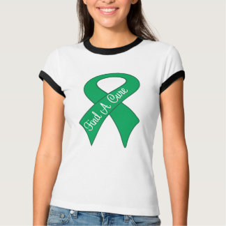 Liver Cancer Find a Cure Tee Shirt