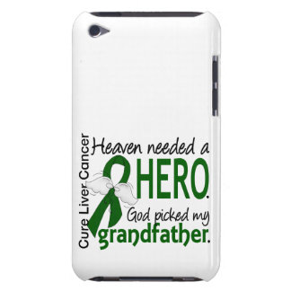 Liver Cancer Heaven Needed a Hero Grandfather iPod Touch Case