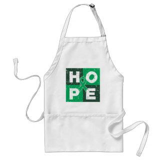 Liver Cancer HOPE Cube Apron