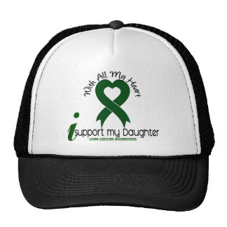 LIVER CANCER I Support My Daughter Cap