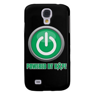 Liver Cancer Powered by Hope Samsung Galaxy S4 Cover