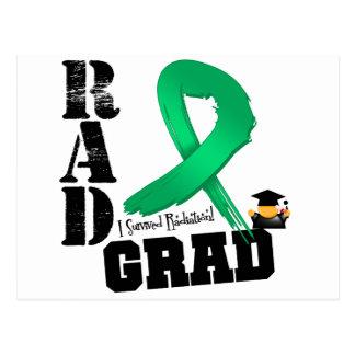 Liver Cancer Radiation Therapy RAD Grad Postcard