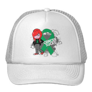 Liver Cancer Sucks Hat