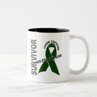 Liver Cancer Survivor Mugs