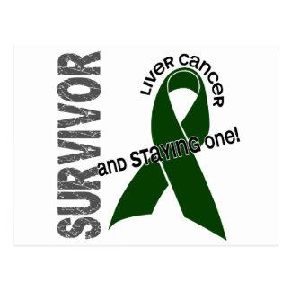 Liver Cancer Survivor Post Card