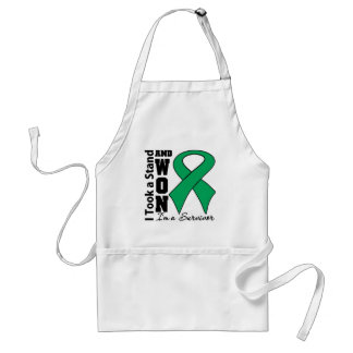 Liver Cancer Took a Stand and Won Aprons