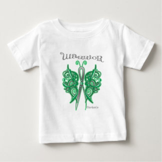 Liver Cancer Warrior Celtic Butterfly T-shirts