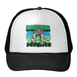 Liver Cancer Will Never Break My Defense Hats