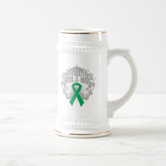 Liver Disease Fight Like A Girl Fleurish Mugs