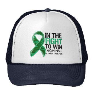 Liver Disease - Fight To Win Trucker Hat