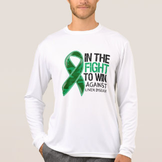 Liver Disease - Fight To Win T-shirts