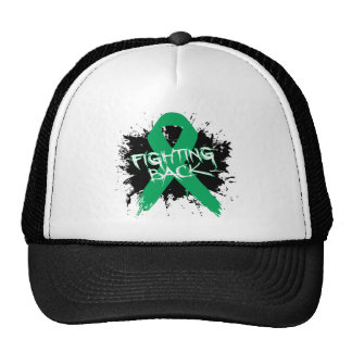 Liver Disease - Fighting Back Trucker Hats
