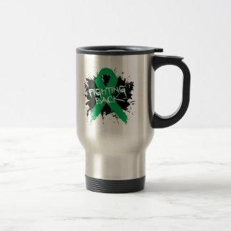 Liver Disease - Fighting Back Coffee Mug