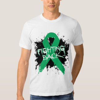 Liver Disease - Fighting Back Tshirts