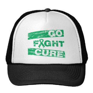 Liver Disease Go Fight Cure Mesh Hats