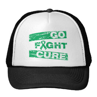 Liver Disease Go Fight Cure Mesh Hat