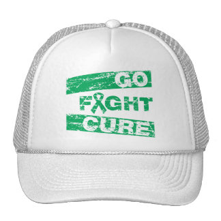 Liver Disease Go Fight Cure Hats