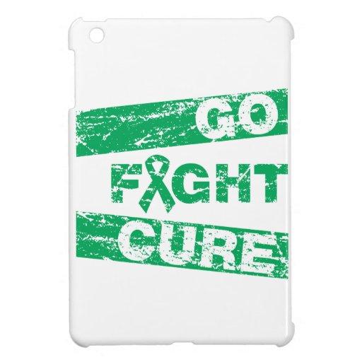 Liver Disease Go Fight Cure iPad Mini Cover