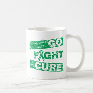 Liver Disease Go Fight Cure Mug