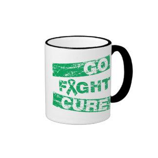 Liver Disease Go Fight Cure Coffee Mug
